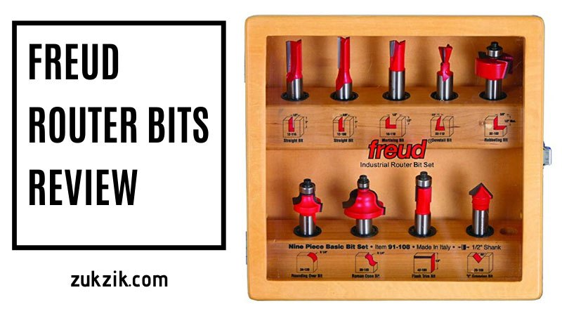 Your Ultimate Guide For Freud Router Bits Reviews