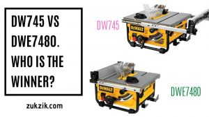Dewalt DW745 vs. DWE7480 – Which is the Best Choice for Beginners?