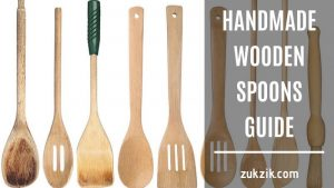 Handmade Wooden Spoons: A Step by Step Guide For You