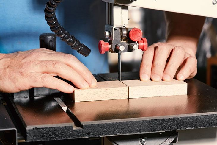 best bandsaw speed for resawing wood