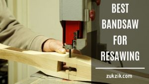 The Very Best Bandsaw for Resawing Thick Wood – Top 8 Amazon List